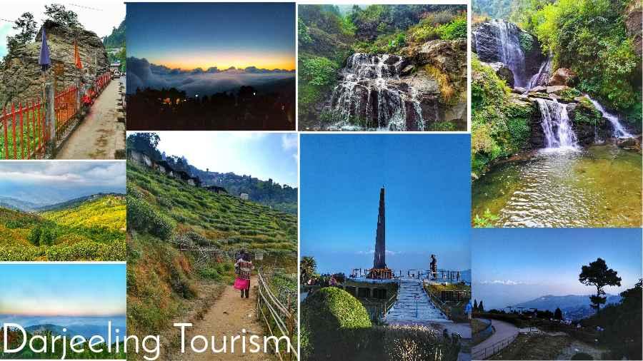 Darjeeling tourist spot Darjeeling Travel Diaries