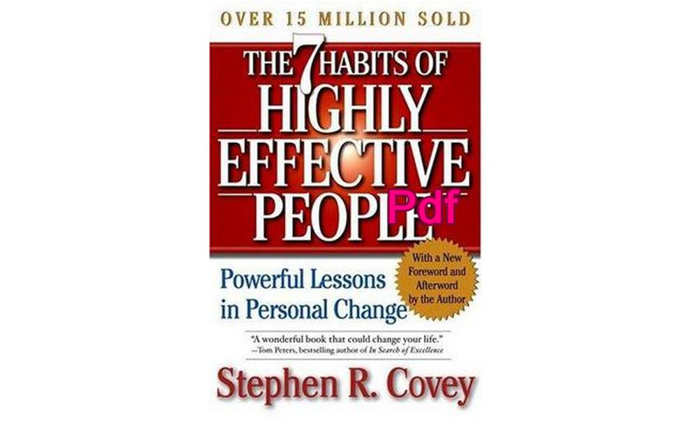 the 7 habits of highly effective people pdf Book Review