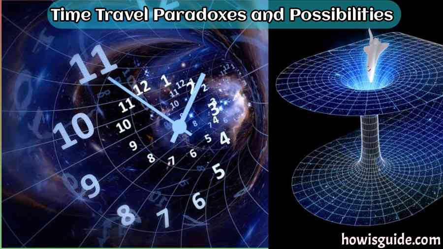 Time travel paradoxes and possibilities 1