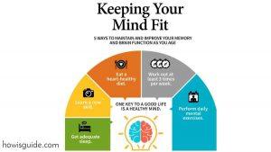 Ways to maintain good mental health