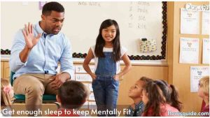 Work as a volunteer to Keep Mentally Fit
